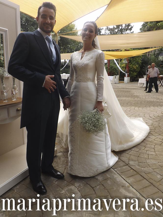 Ideas con estilo: De boda en Lebrija con Ana y Pablo | María Primavera
